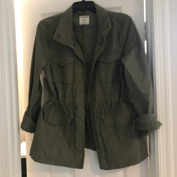 Old Navy Jackets & Blazers - Old Navy Military Jacket